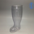 1000ml Plastic Stylish Boot Beer